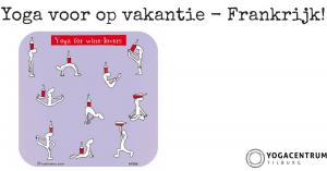 Yoga voor in Frankrijk